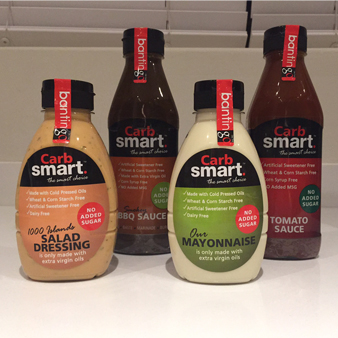 Range Of Carb Smart Products