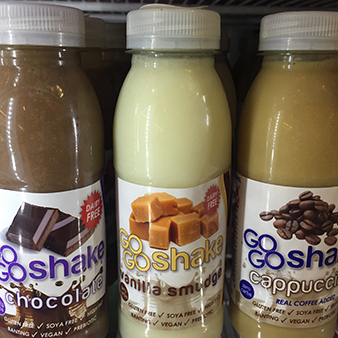 Get Your GO GO Shake – Zero Carbs