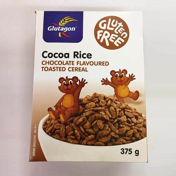 Cocoa Rice Cereal 375g