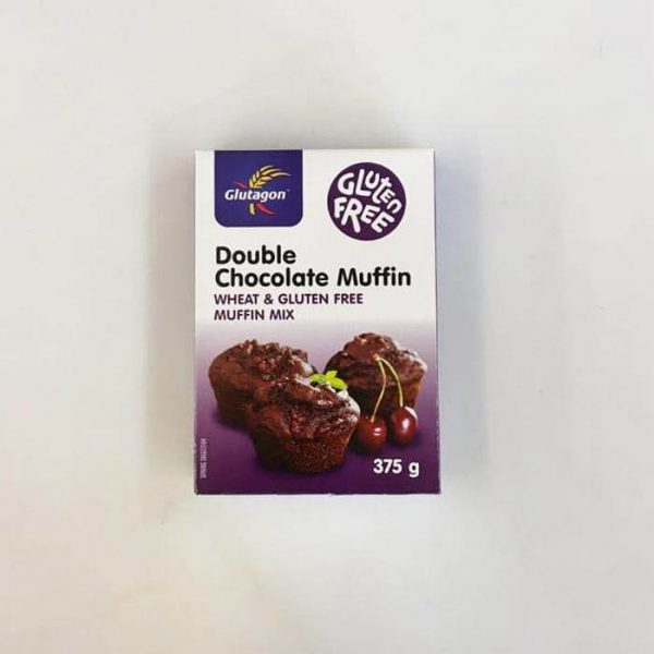 Muffin Mix Double Chocolate 375g