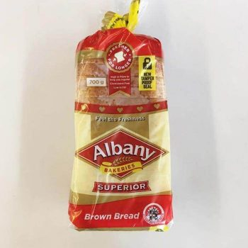 Albany Superior Brown Bread