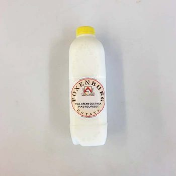 Goats Milk Pasturised 1L