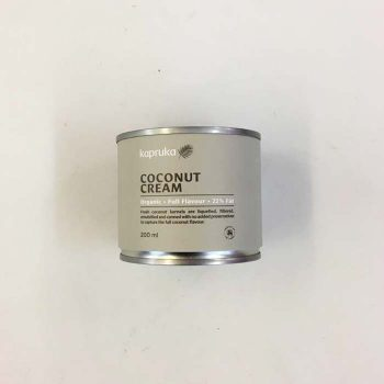 Coconut Cream Organic 200ml