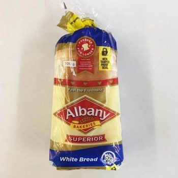 Albany Superior White Bread