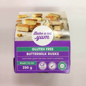 Buttermilk Rusks 250g
