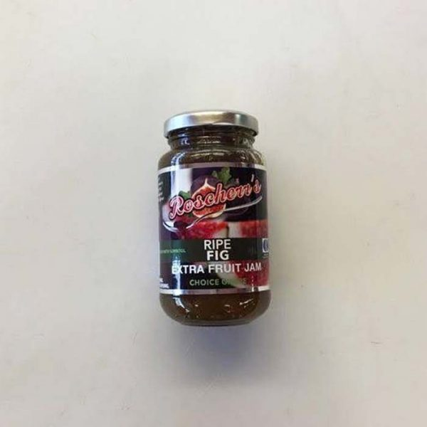 Diabetic Ripe Fig Jam 330g