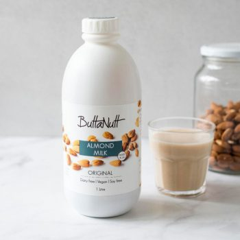 ButtaNutt Almond Milk 1L