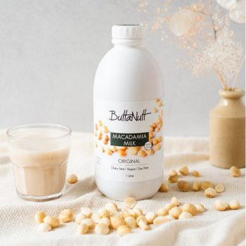 ButtaNutt Macadamia Nut Milk 1L